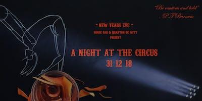 A night at the Circus - New Years Eve at House Bar