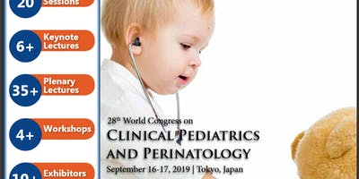 28th World Congress on Clinical Pediatrics and Perinatology (CSE)