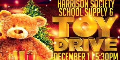 7th Annual Harrison Society Toys for Tots Bar Crawl