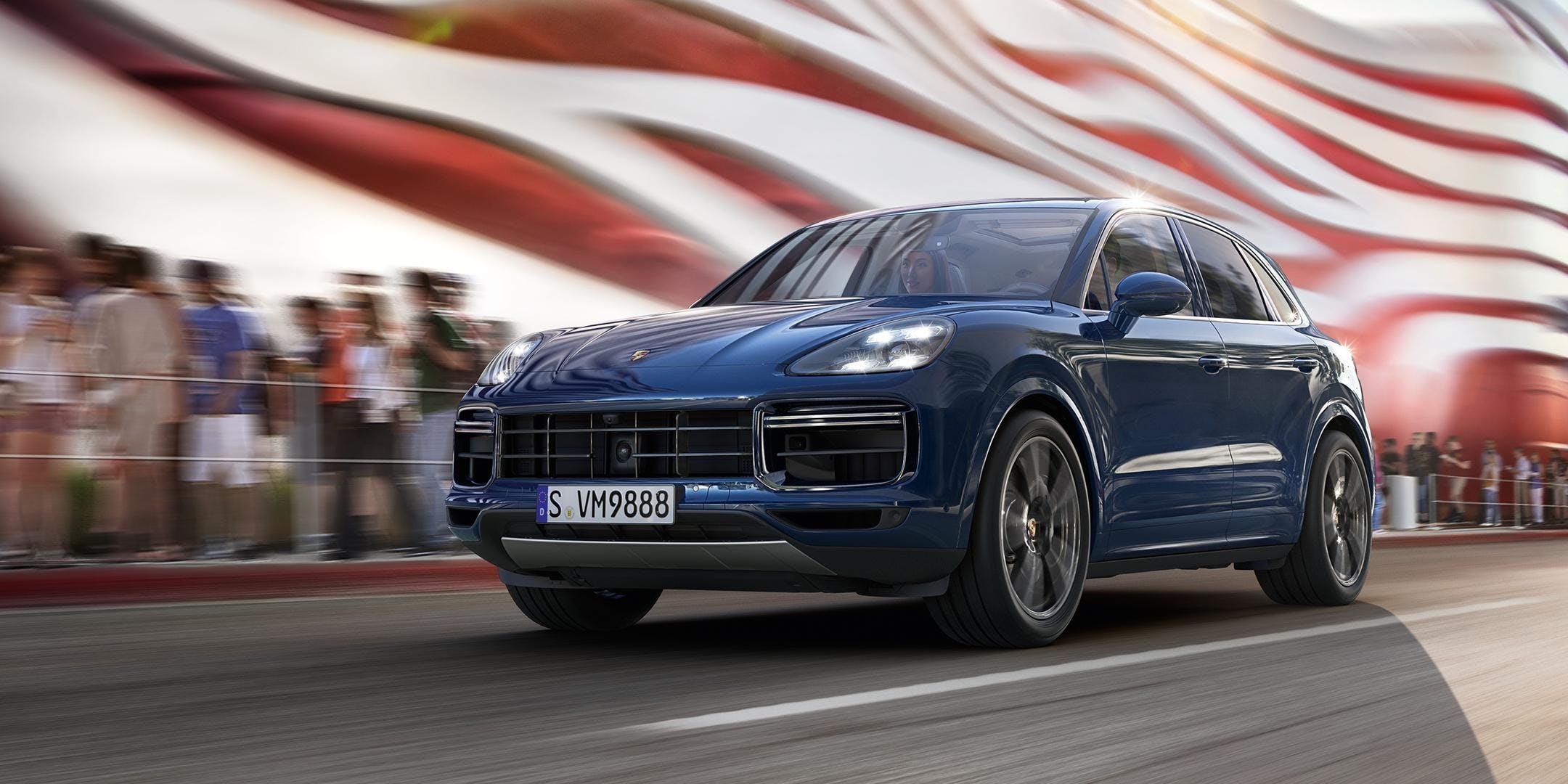 Porsche Of Westwood >> Porsche Cayenne Launch Event At Porsche Westwood Westwood