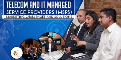 Managed Service Providers Networking Event: Marketing Challenges and Solutions (Calgary)