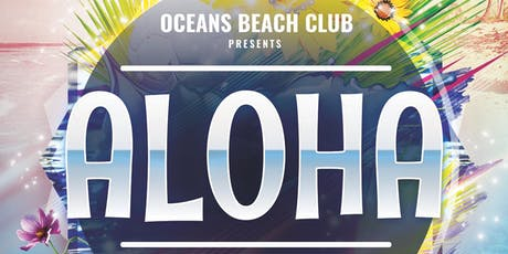 Aloha Pool Party Tickets