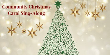 Community Christmas Carol Sing-Along tickets