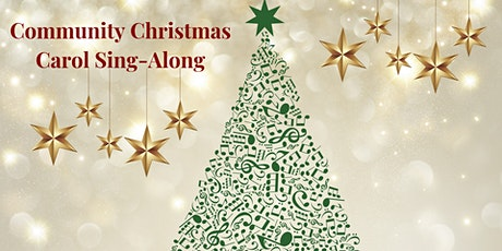 Community Christmas Carol Sing-Along tickets
