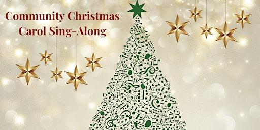 Community Christmas Carol Sing-Along