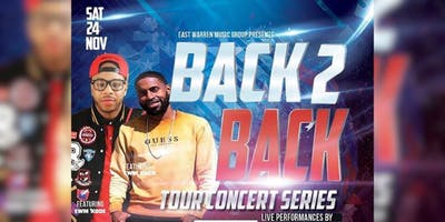 East Warren Music Group Back 2 Back