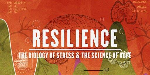 """""""Resilience"""" Community Film Screenings 2018-2019"""