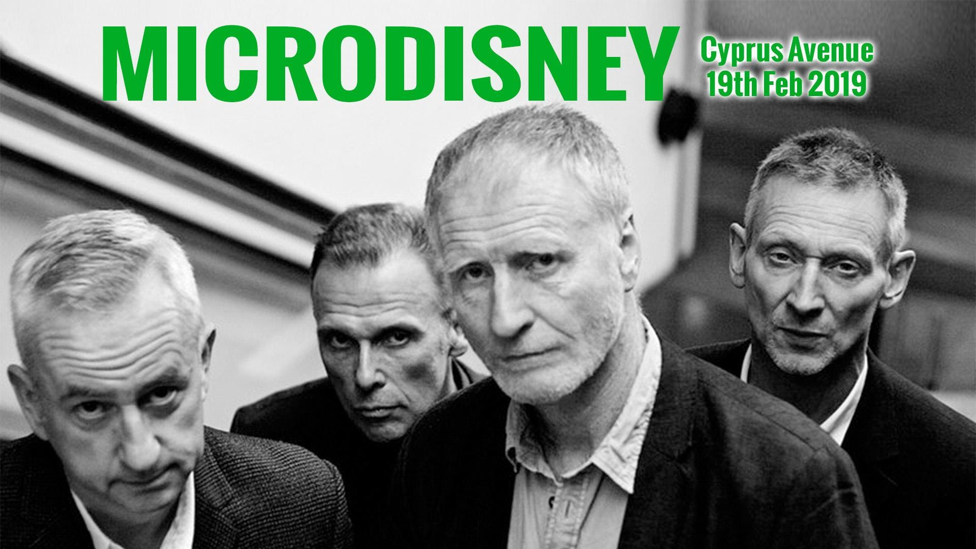 MICRODISNEY  - last ever show