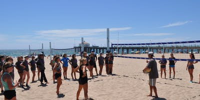 BEACH NATION Clinic for players, January 19-20th - Carlsbad CA