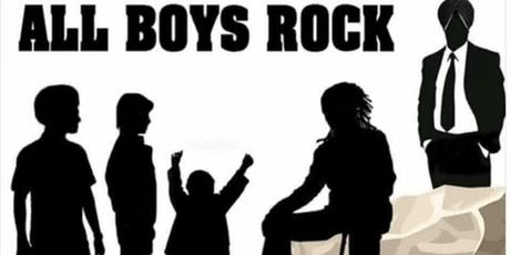 AllBoysRock UK 2019 tickets