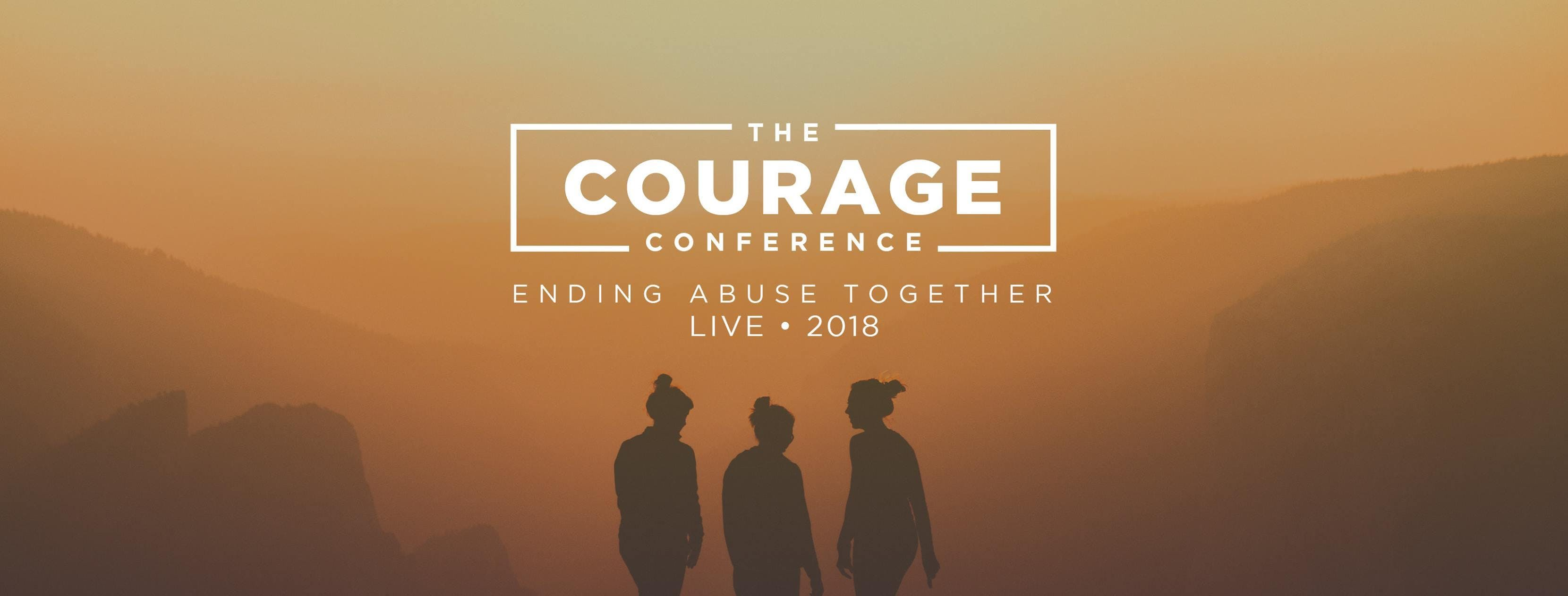 The Courage Conference 2018 (Video Replay)