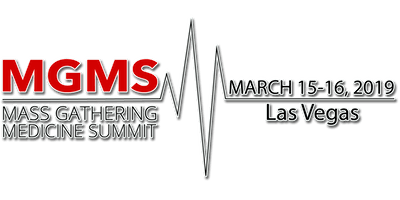 Mass Gathering Medicine Summit 2019