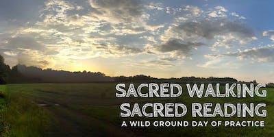 Sacred Walking Sacred Reading