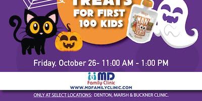 Free Halloween Treats for Kids