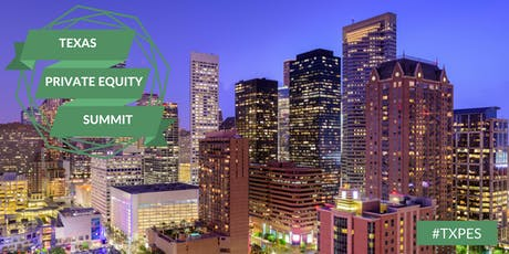 Texas Private Equity Summit tickets