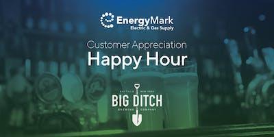 EnergyMark Customer Appreciation Happy Hour