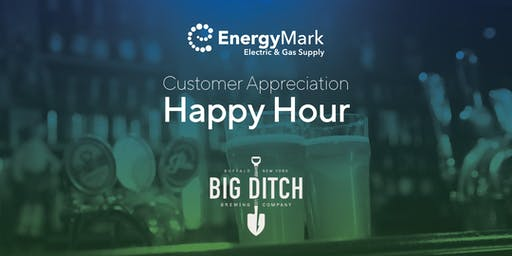 EnergyMark Customer Appreciation Happy Hour