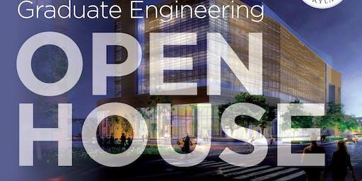 Graduate Engineering Open House