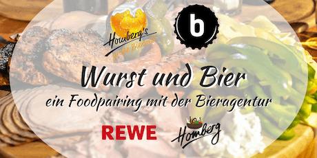 Wurst und Bier Tickets