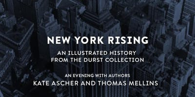 Book Launch for New York Rising