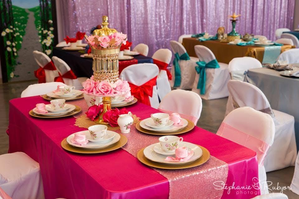 Enchanted Princess High Tea - December - Session 1