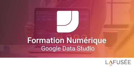 Formation Google Data Studio - 1 journée