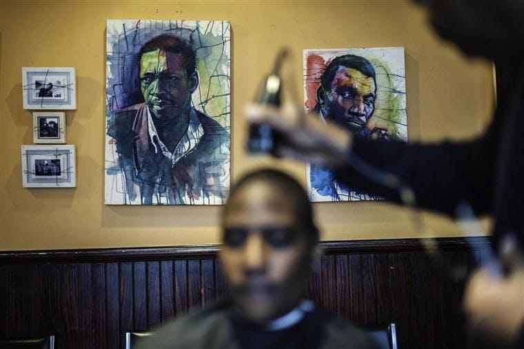 Industry Day Lunch & Learn: Art In Barber Sho