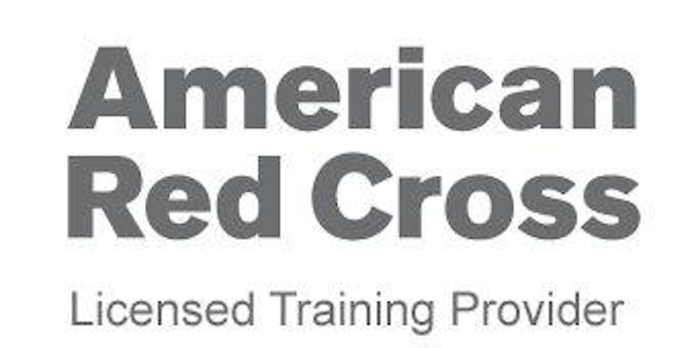American Red Cross Adult Pediatric First Aidcpraed Tickets Fri