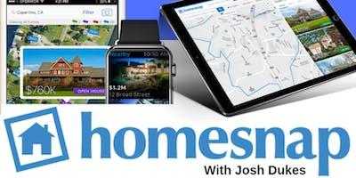 HomeSnap with Josh Dukes