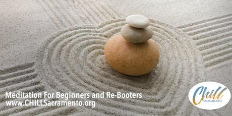 Meditation for Beginners and Re-Booters tickets
