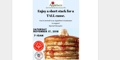 East Side High School District and Special Olympics Pancake Fundraiser