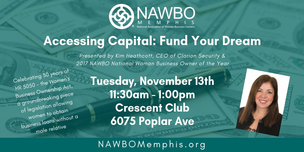 Accessing Capital: Fund Your Dream