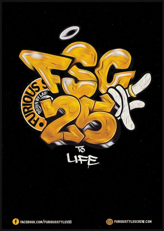 Furious Styles Crew 25th Year Anniversary