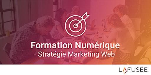 Formation Stratégie Marketing Web - 1 journée