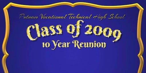 Putnam Class of 2009 Reunion