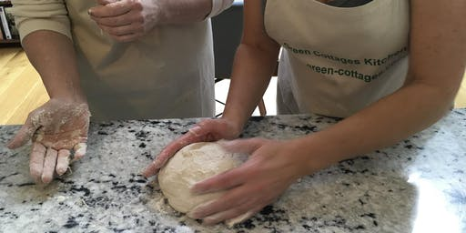 Beginners Breadmaking Workshop- Master the basics and have fun learning