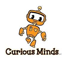 Curious Minds, LLC logo