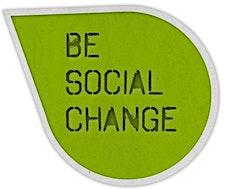 Be Social Change logo