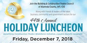 Building & Construction Trades Council of Alameda...