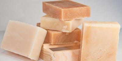Atelier sur le savon corporel - Drummondville