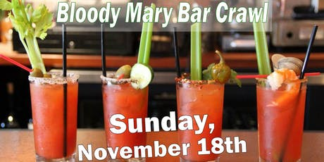 Downtown Wilmington Bloody Mary Bar Crawl tickets