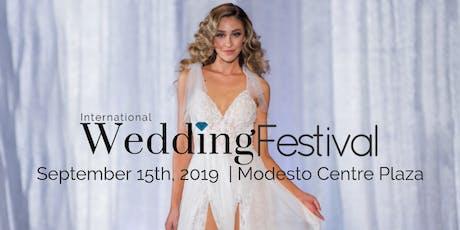 International Wedding Festival ~ Modesto Bridal Show tickets