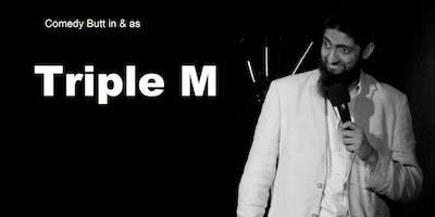 Comedy Butts Solo - Triple M - Premiere in München