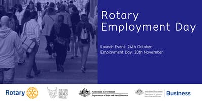 Rotary Employment Day - Phil Hughes Office Solutions