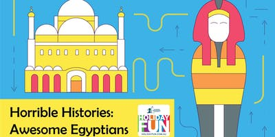 Horrible Histories: Awesome Egyptians Gympie