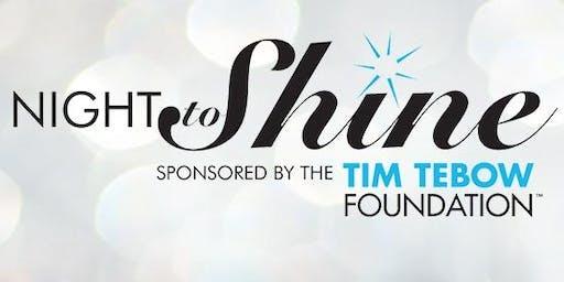 2020 Night to Shine at Union Grove CH Church,Cleveland,GA VOLUNTEER REG