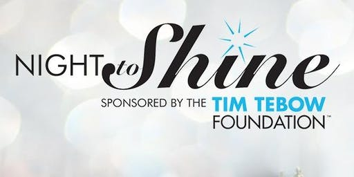 2020  Night to Shine at Union Grove CH Church, Cleveland, GA BUDDY REG