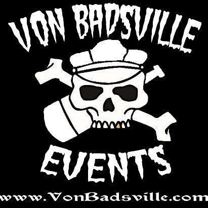 Von Badsville Events logo