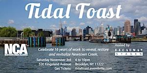 Tidal Toast: A Newtown Creek Celebration