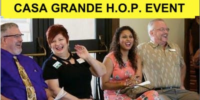 7/17/19 - PNG Casa Grande - Hour of Power Networking Event